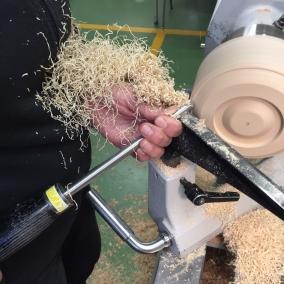 workshop houtdraaien
